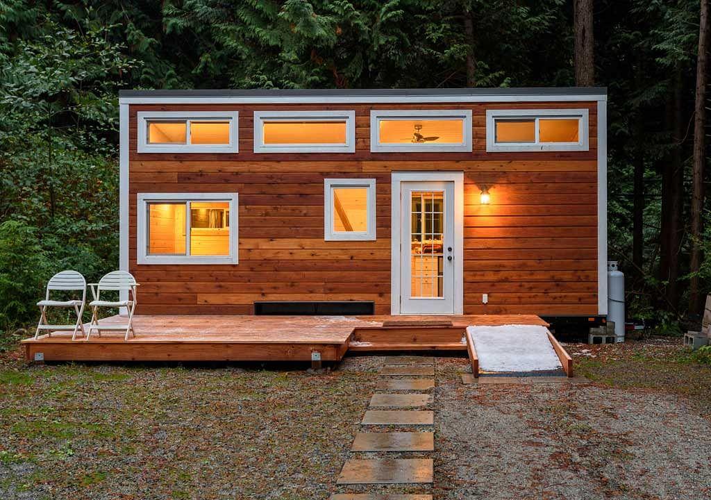 tiny house maison mobile et