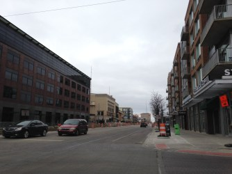 Infill at Mack and Woodward