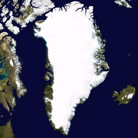 Greenland geography