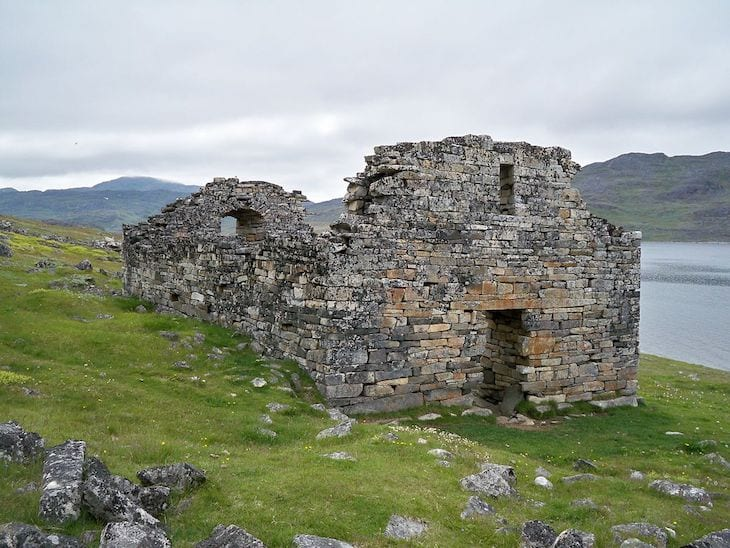 Hvalsey Church Ruins