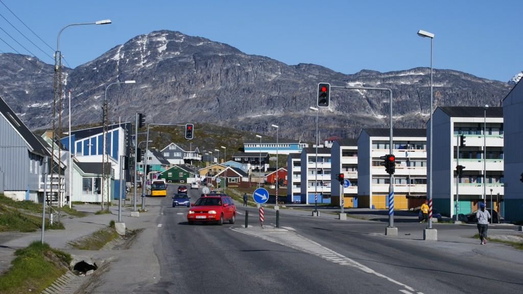 Nuuk centrum