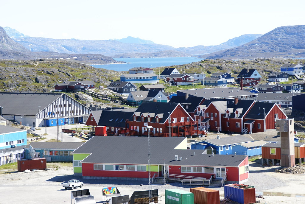 Nuuk: Capital of Greenland