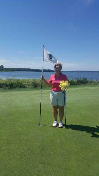 Heather Greenwood 2016 Portsmouth Country Club Golf Champion