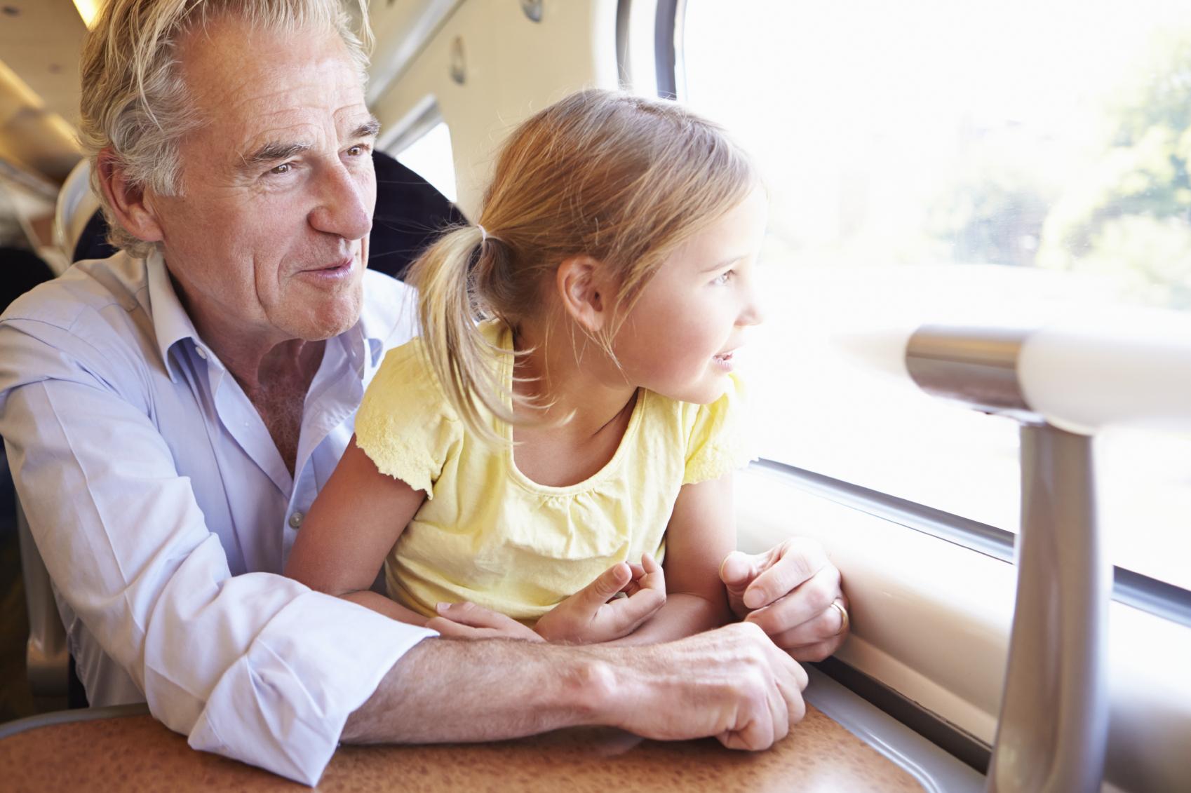 Grandparents adult child divorce
