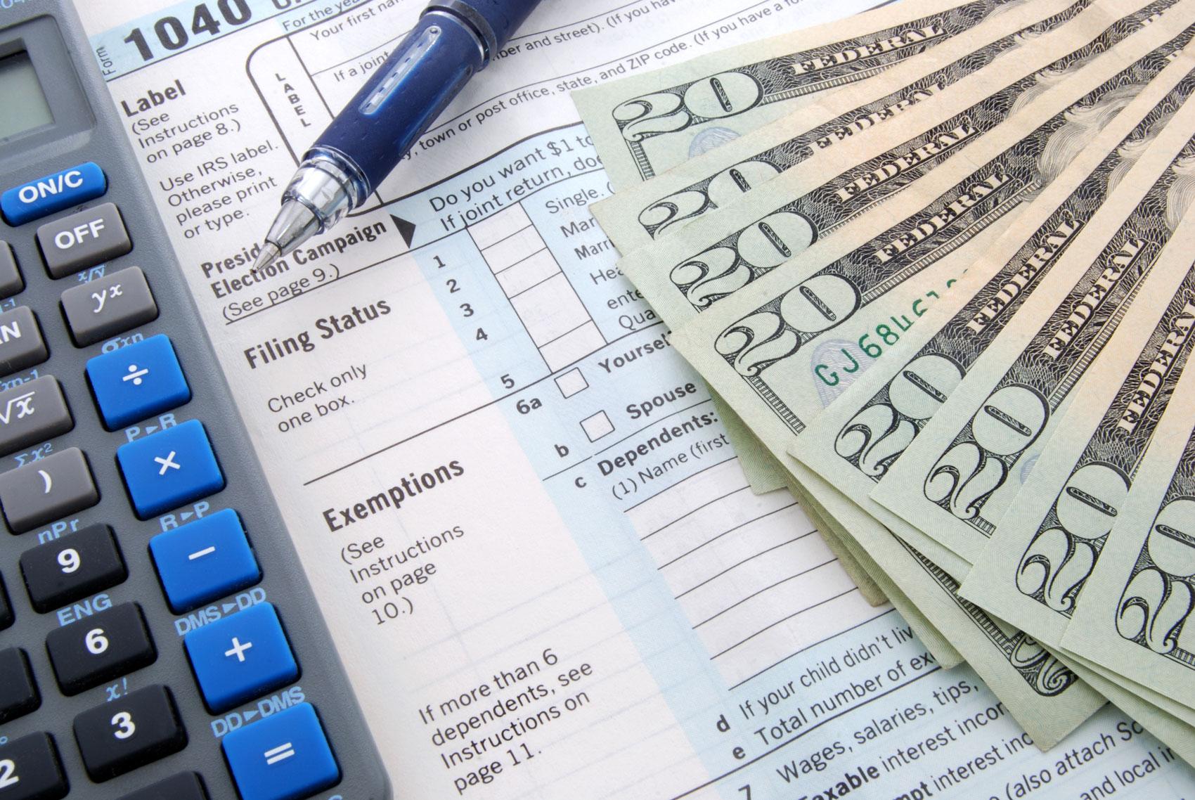 Family Law Tax Bill