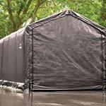 12x20x11-Shelter-Tube-Storage-Shelter-Gray-Cover-0-1