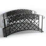 4D-Concepts-Ivy-League-4-ft-Metal-Garden-Bridge-0