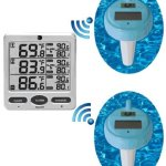 Ambient-Weather-WS-19-Wireless-8-Channel-Floating-Pool-and-Spa-Thermometer-with-Two-Remote-Sensors-0