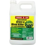 Compare-N-Save-Concentrate-Grass-and-Weed-Killer-41-Percent-Glyphosate-1-Gallon-0