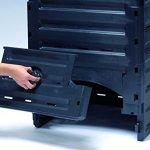 Exaco-628001-Eco-Master-Polypropylene-Composter-120-Gallon-Black-0-0