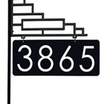 Extra-Large-Contemporary-Reflective-911-Yard-Address-Sign-6-Numbers-on-Both-Sides-0