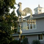 Good-Directions-501V1-25-Inch-Full-Size-Rooster-Weathervane-0-0