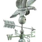 Good-Directions-955V1-Smithsonian-Eagle-Weathervane-Blue-Verde-Copper-0-0