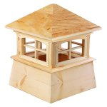 Good-Directions-Brookfield-PVC-Vinyl-Cupola-with-Wood-Roof-0