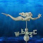 Good-Directions-Mermaid-with-Starfish-Weathervane-0-1