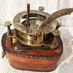 Handmade-Brass-Sundial-Compass-with-Leather-BoxC-3177-0-1