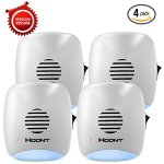 Hoont-Indoor-Plug-in-Ultrasonic-Pest-Repeller-with-Night-Light-Pack-of-4-Eliminate-All-Types-of-Insects-and-Rodents-UPGRADED-VERSION-0