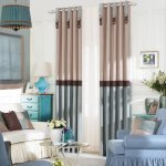 IYUEGOU-Neoclassical-Solid-Stripe-Grommet-Top-Lining-Blackout-Curtains-Draperies-With-Multi-Size-Custom-0
