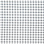 Industrial-Netting-OV7822-42×100-Polypropylene-Rabbit-Fence-Pest-Exclusion-Net-14-Mesh-100-Length-x-3-12-Width-Black-0