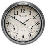 La-Crosse-Technology-IndoorOutdoor-Atomic-Wall-Clock-in-Silver-0