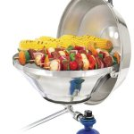 Magma-A10-215-Marine-Kettle-Gas-Grill-with-Hinged-Lid-Party-Size-0