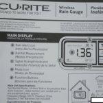 New-Acurite-Wireless-Rain-Gauge-00614-6-rain-collector-0-0