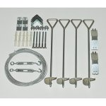 Palram-HG1029-Anchor-Kit-for-Palram-Nature-Series-Greenhouses-0