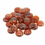 Peterson-Real-Fyre-Deep-Amber-Glass-Gems-40-Lbs-0