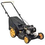 Poulan-Pro-961320093-PR550N21RH3-Briggs-550ex-Side-DischargeMulchBag-3-in-1-Hi-Wheel-Push-Mower-in-21-Inch-Deck-0