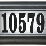 Qualarc-Edgewood-Classic-Rectangular-Plastic-Lighted-Address-Plaque-with-LED-Lights-0