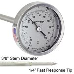 REOTEMP-A36FR-D43-Super-Duty-Compost-Thermometer-with-Fast-Response-Tip-36-Stem-Dual-Scale-C-F-0