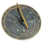 Rome-RM2307-Brass-Sundial-Kiss-of-the-Sun-0