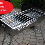 Stainless-Steel-Charcoal-Grill-Kebab-BBQ-Portable-Mangal-0