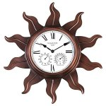 Sterling-Noble-Metal-Sun-Outdoor-Wall-Clock-with-Copper-Finish-0