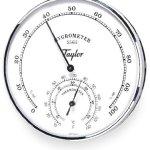 Taylor-Analog-Dial-HygrometerThermometer-5-Diameter-20-to-120-Degrees-F-0