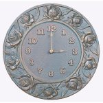 Whitehall-Products-Rose-Clock-French-Bronze-0
