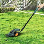 Grass-Shear-Hedge-Trimmer-Cordless-36V-Lawn-Mower-Yard-Garden-Electric-2-In-1-US-Stock-0-0