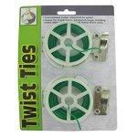 Kole-Imports-Twist-Tie-Spools-with-Cutter-Set-of-24-0