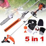 PanelTech-5-in-1-52CC-Brush-Cutter-Hedge-Trimmer-Pruning-Chainsaw-Grass-Trimmer-and-Extension-Pole-0-0