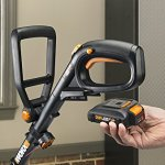 Worx-WG170-GT-Revolution-20V-12-Grass-TrimmerEdgerMini-Mower-2-Batteries-Charger-Included-Black-and-Orange-0-2