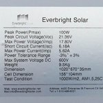 100-Watt-12-Volt-Solar-Panel-Off-Grid-for-Battery-Charging-RV-Boat-Very-Versatile-0-0