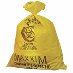 14-gal-Yellow-Chemo-Waste-Bags-Contractor-Strength-Rating-Flat-Pack-100-PK-0
