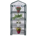 4-Shelves-Mini-Portable-Green-house-Outdoor-Garden-0-0