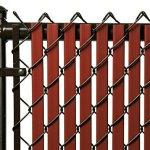 5ft-Redwood-Tube-Slats-for-Chain-Link-Fence-0