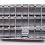 6-Pcs-SMD-SMT-Electronic-Component-Mini-Storage-Box-2438-LatticeBlocks-156x105x18mm-Gray-Color-T-156-Skywalking-0
