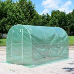 AK-Energy-115x65x65-Walk-in-Greenhouse-Steel-Frame-Backyard-Grow-Tents-6-Windows-Zippered-Door-0-0