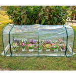 Alitop-7x3x3-Greenhouse-Mini-Portable-Gardening-Flower-Plants-Yard-Hot-House-Tunnel-0-1
