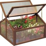 Allblessings-Green-House-Double-Box-Wooden-Cold-Frame-Raised-Plants-Bed-Garden-Protection-New-0