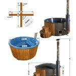 Allwood-Wood-Fired-hot-tub-Model-200-DeeLux-0-1