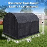 BenefitUSA-80-Sunblock-Shade-Cloth-Replacement-Cover-Canopy-For-Greenhouse-Walk-In-Outdoor-Plant-Gardening-Greenhouse-Plant-House-FRAME-not-Include-0-0